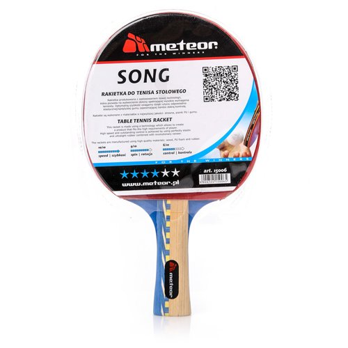 TABLE TENNIS RACKET METEOR SONG****
